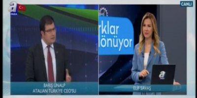 Apara ÇARKLAR DÖNÜYOR – ATALIAN TÜRKİYE CEO – H.BARIŞ ÜNALP