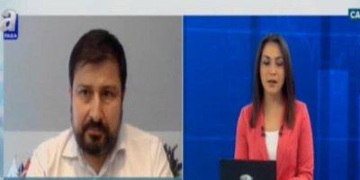 APara TV Kobi Platformu Canlı Yayın- ATALIAN Türkiye CEO'su H.Barış Ünalp